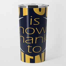 Future is now! Travel Mug