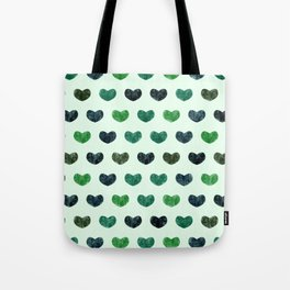 Cute Hearts VI Tote Bag