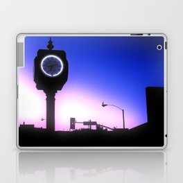 Morning Sunrise In Hermosa Beach Laptop & iPad Skin