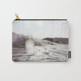 Autumn Wave Carry-All Pouch