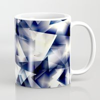 shining Mugs featuring Shining by llande