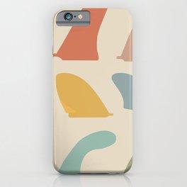 Line em' up iPhone Case