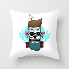 Sugar Hip Throw Pillow