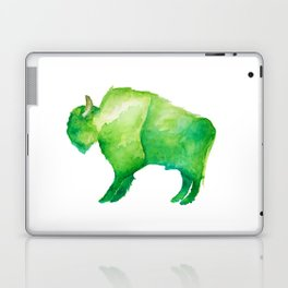 Green Bison Laptop & iPad Skin