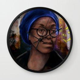 Gwendolyn Wall Clock
