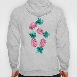 Colorful pineapples Hoody