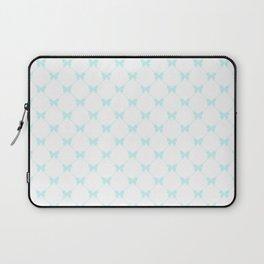 Blue butterflies Laptop Sleeve