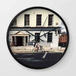 Dublin life Wall Clock