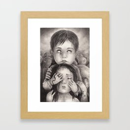 """""""It Was Always About You"""" Framed Art Print"""