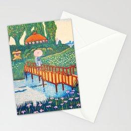 Horikiri Acorus Calamus - Digital Remastered Edition Stationery Cards