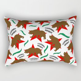 California Pattern Rectangular Pillow