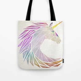 unicorn cercle Tote Bag