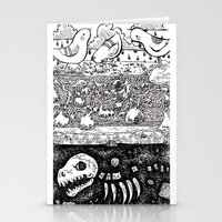 velvet underground Stationery Cards featuring Velvet Underground by Khaedin