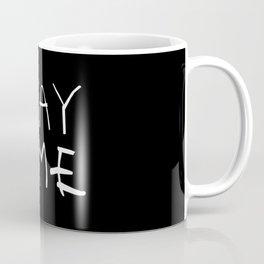 Stay home 04  Coffee Mug