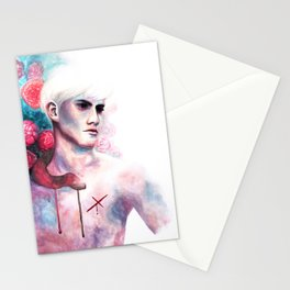The Damned Stationery Cards
