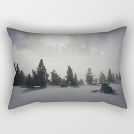 Winter Mystic Rectangular Pillow