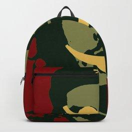 Che Emoticomunist Emoji Pop Art Protest Backpack