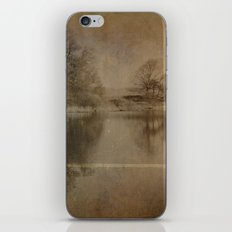 Throxenby Mere iPhone & iPod Skin
