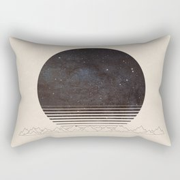 Spacescape Variant Rectangular Pillow