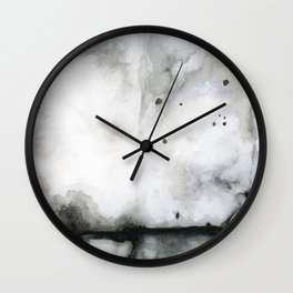 First Chance Wall Clock