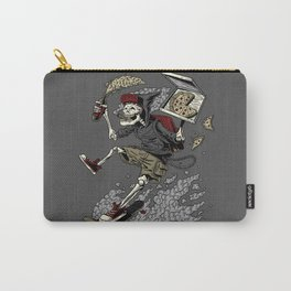 PARTY UNTIL DEATH Carry-All Pouch