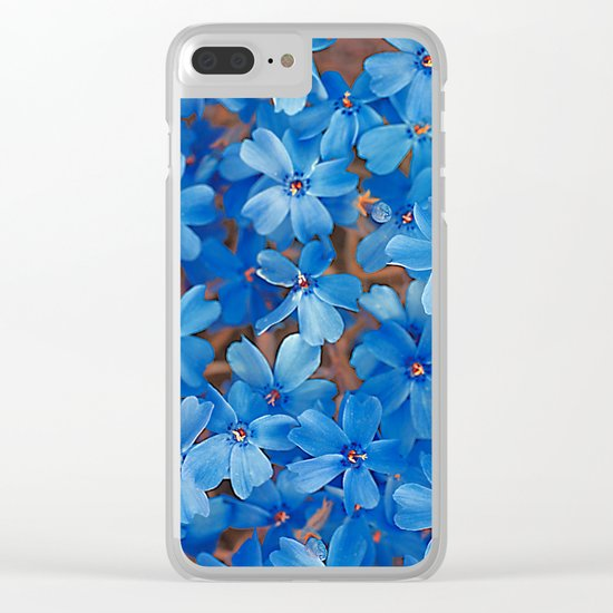 Flower Carpet(62) Clear iPhone Case