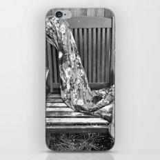B&W Chair iPhone & iPod Skin