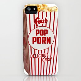 Pop Porn iPhone Case