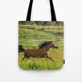 Run Romeo Tote Bag