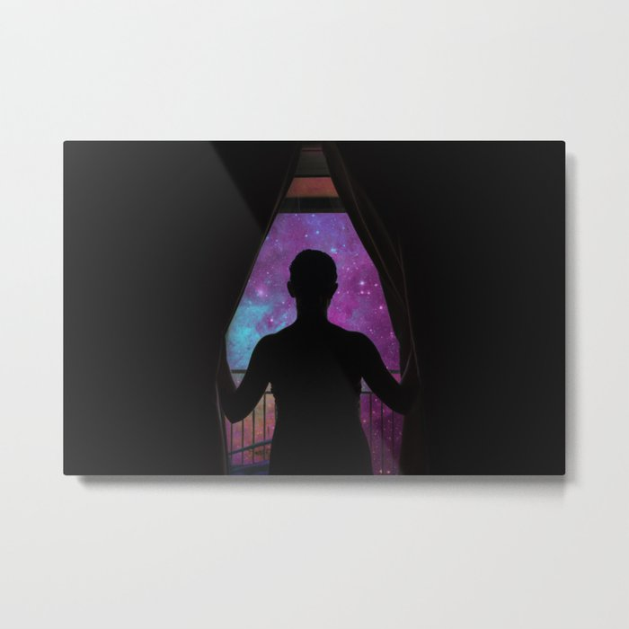 GLIMPSE OF THE UNIVERSE Metal Print