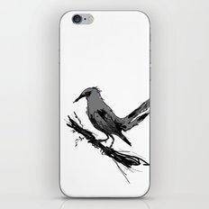 The Crow iPhone & iPod Skin