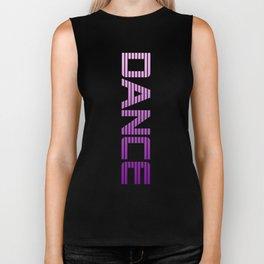 Dance dancing Music Present Biker Tank