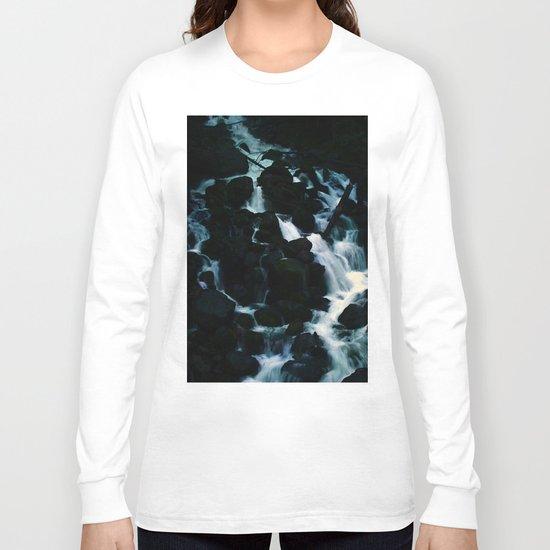 The Waterfall Long Sleeve T-shirt