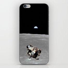 Nasa Picture 2: Apollo 11 the lunar module iPhone Skin