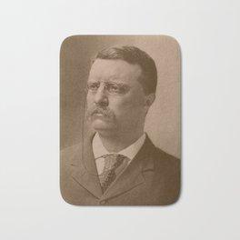President Theodore Roosevelt Bath Mat