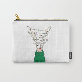 Reinbo Lights, The Reindeer Carry-All Pouch