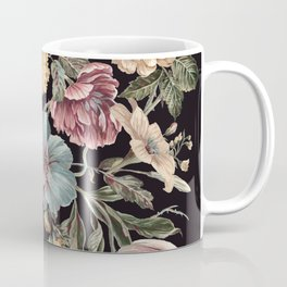 DARK FLORA Coffee Mug