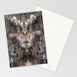 Hungry Hallow Tree Stationery Cards