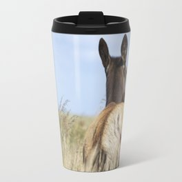 Roosevelt Elk Travel Mug