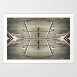 Arhitectural  Art Print