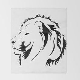Lionhead Tribiales Throw Blanket