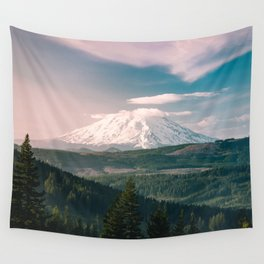Saints and Sinners - 126/365 Nature Photography Mount St. Helens Wall Tapestry
