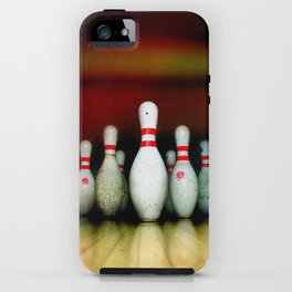 BOWLING - for iphone iPhone Case