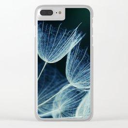 Garden Medusa Clear iPhone Case