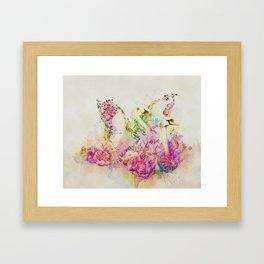 Untitled Melodies Framed Art Print