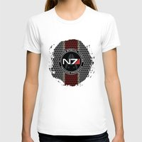 n7 T-shirts featuring N7 by aleha