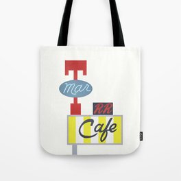 the Double R - Twin Peaks Tote Bag