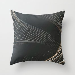 some parallels Throw Pillow
