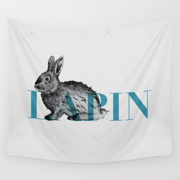Lapin Wall Tapestry