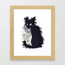 Scourge  Framed Art Print